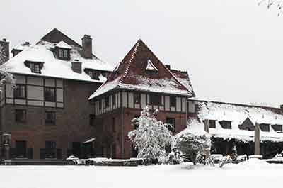Winter Domaine La Butte aux Bois Belgium/Lanaken Spa & Beauty