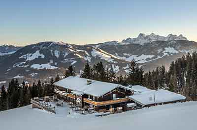 Angerer Alm St.Johann Tyrol Austria - Niche Destionations