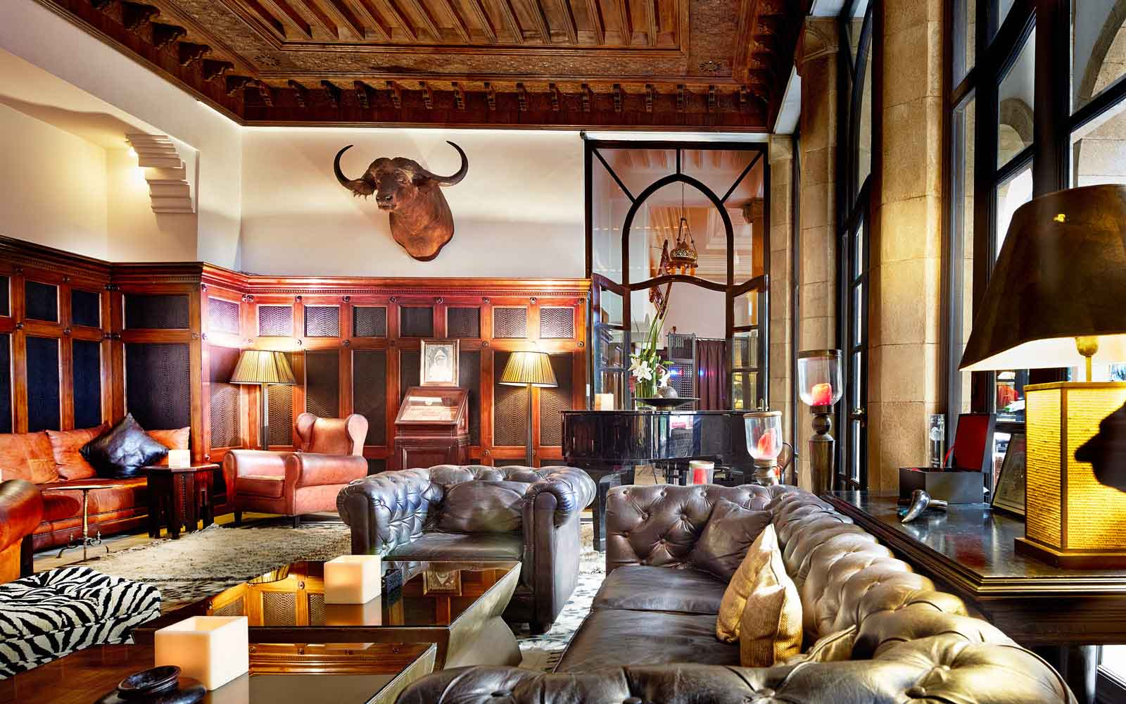 Heure Bleue Palais Essaouira Morocco Hotel Authentic Moroccan riad