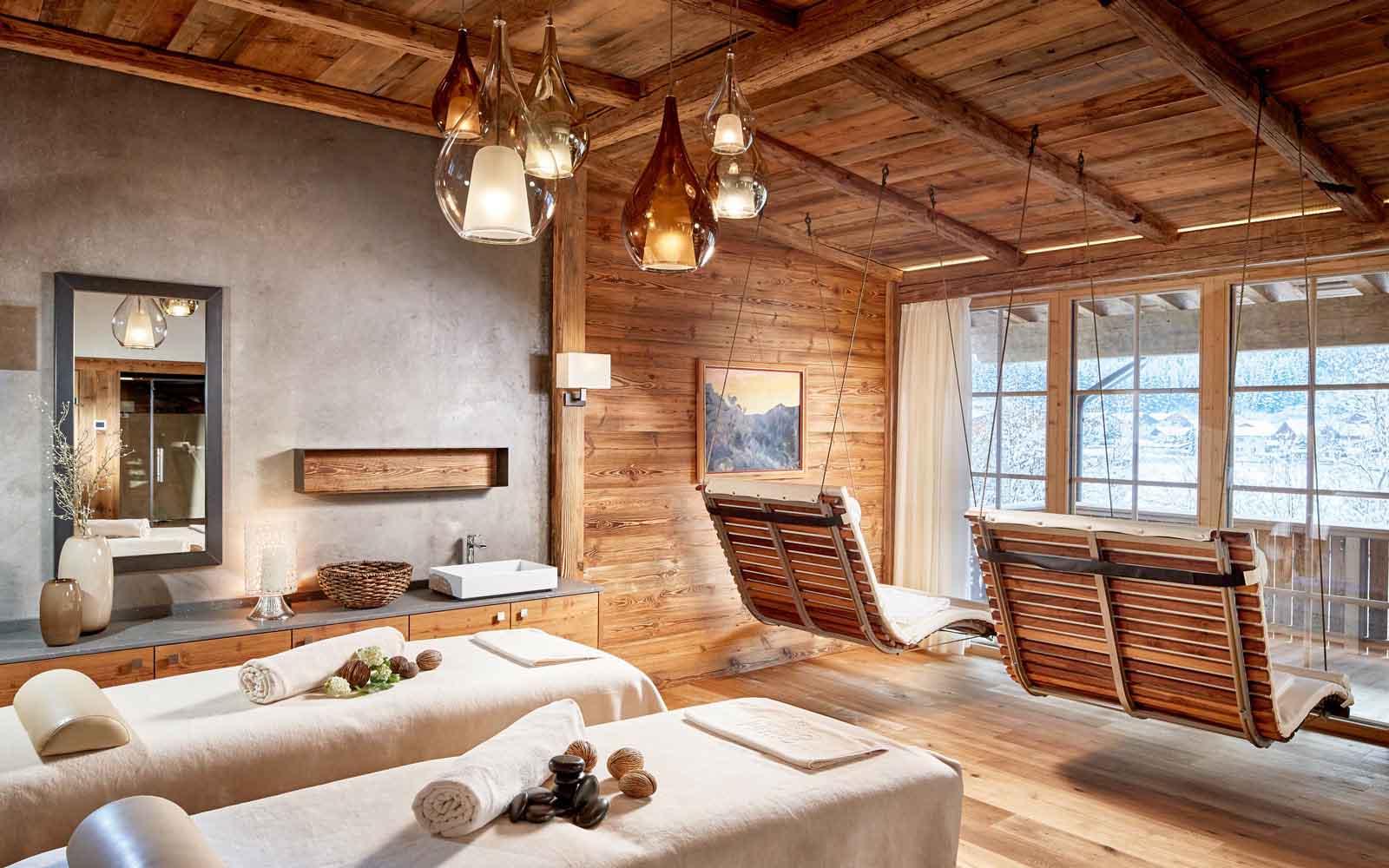 Spa hotel jagdhof neustift tyrol austria niche destinations for Design hotel stubaital
