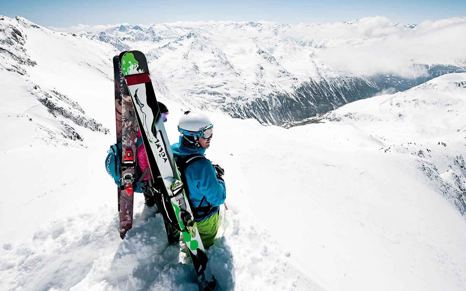 5-star ski @ the SPA-HOTEL Jagdhof Neustift Tyrol Austria