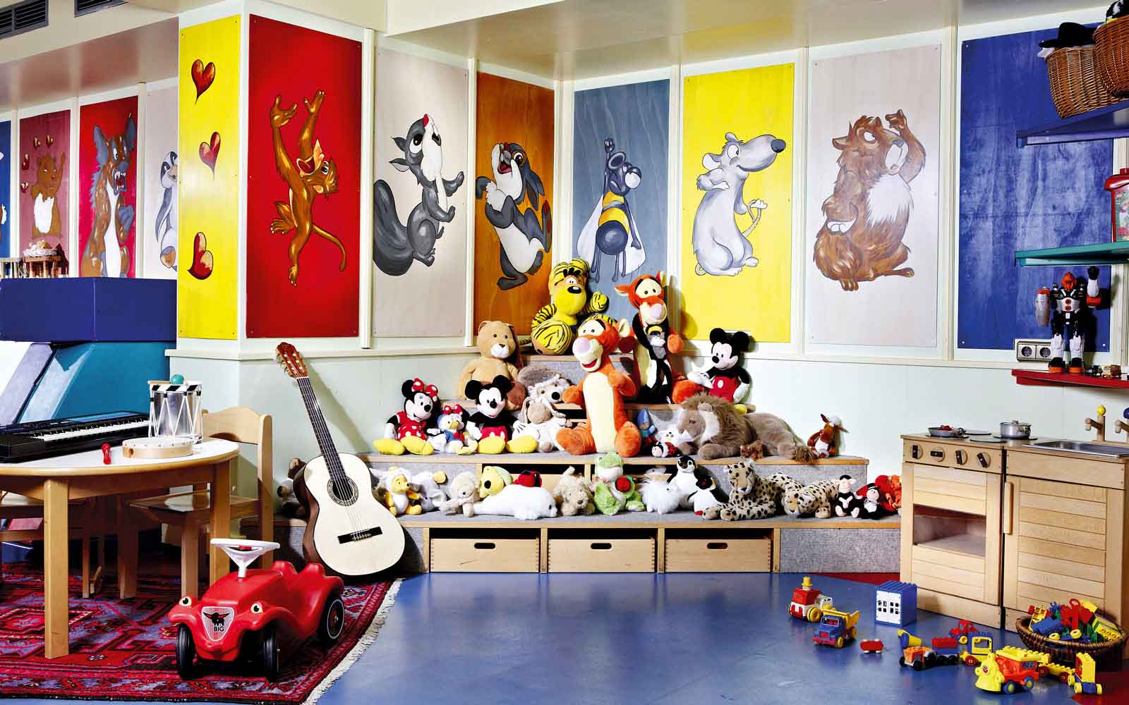 Family fun SPA-HOTEL Jagdhof Neustift Tyrol Austria