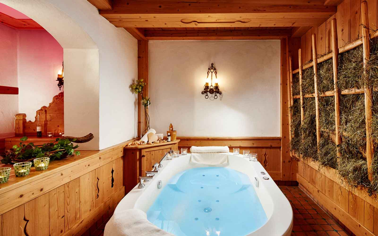 Special SPA-HOTEL Jagdhof Neustift Tyrol Austria