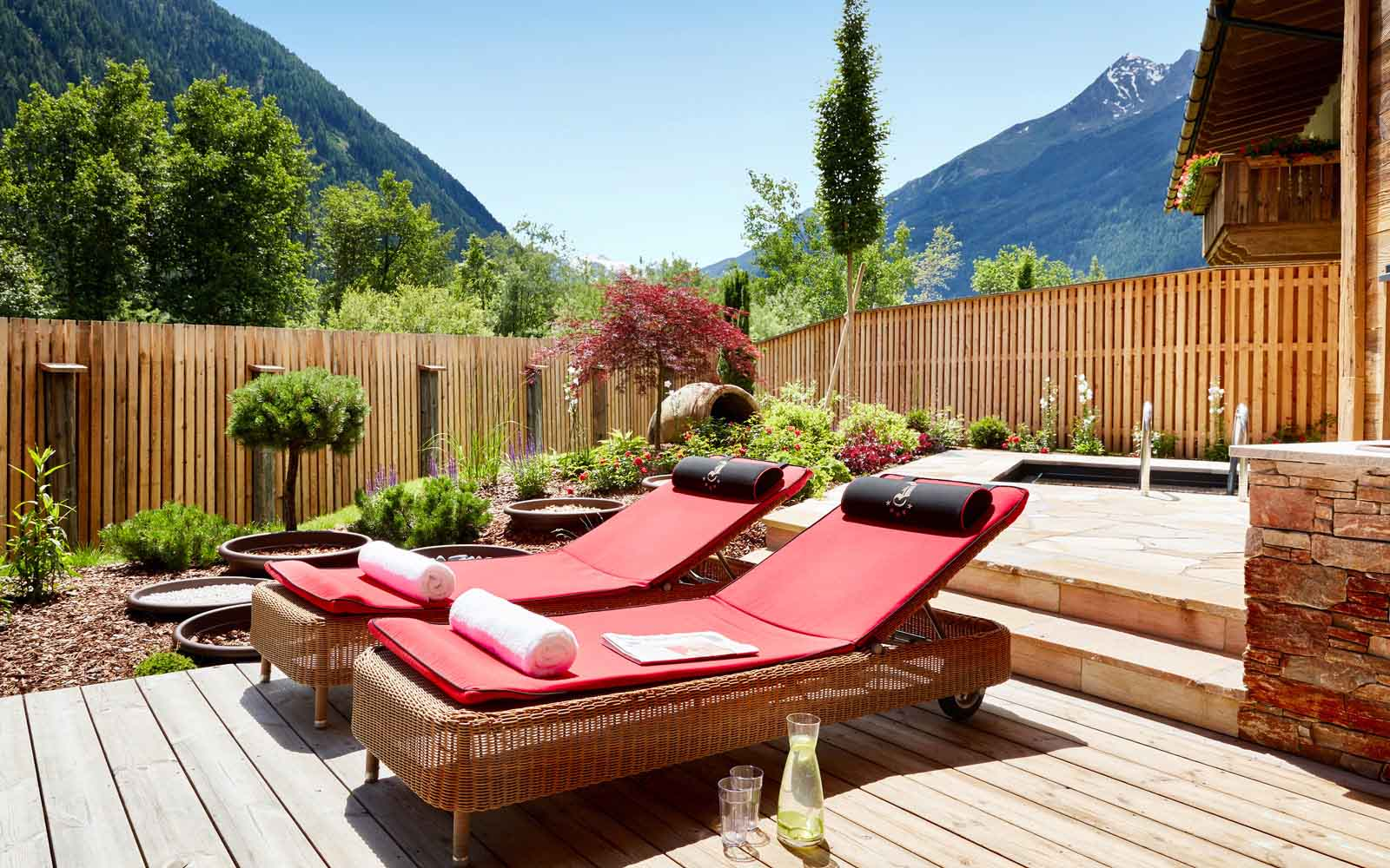 Time for two SPA Hotel Jagdhof Neustift Tyrol Austria