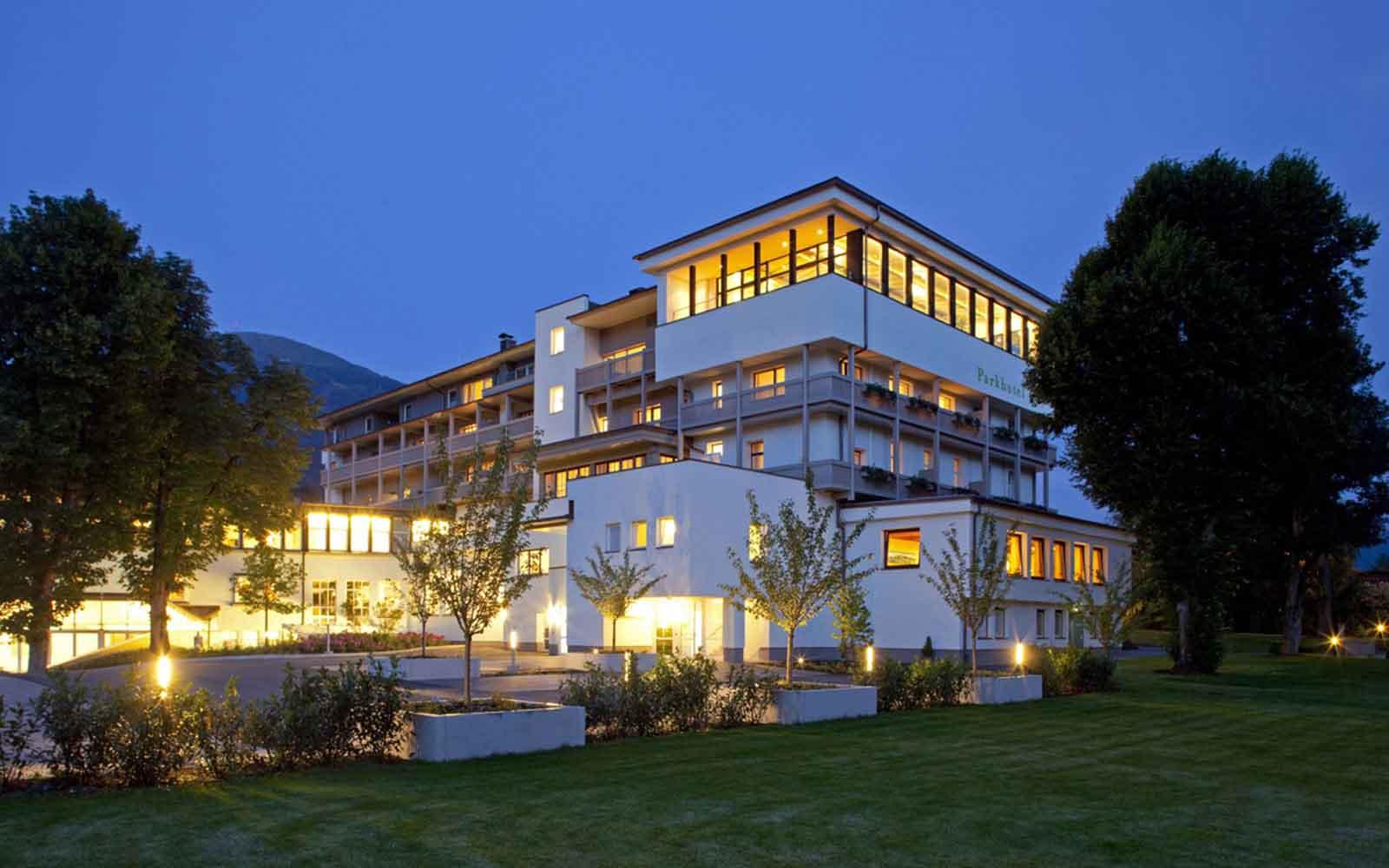 Modern Mayr's comprehensive diagnostic module Park Igls Tyrol Austria Hotel Health & Wellbeing