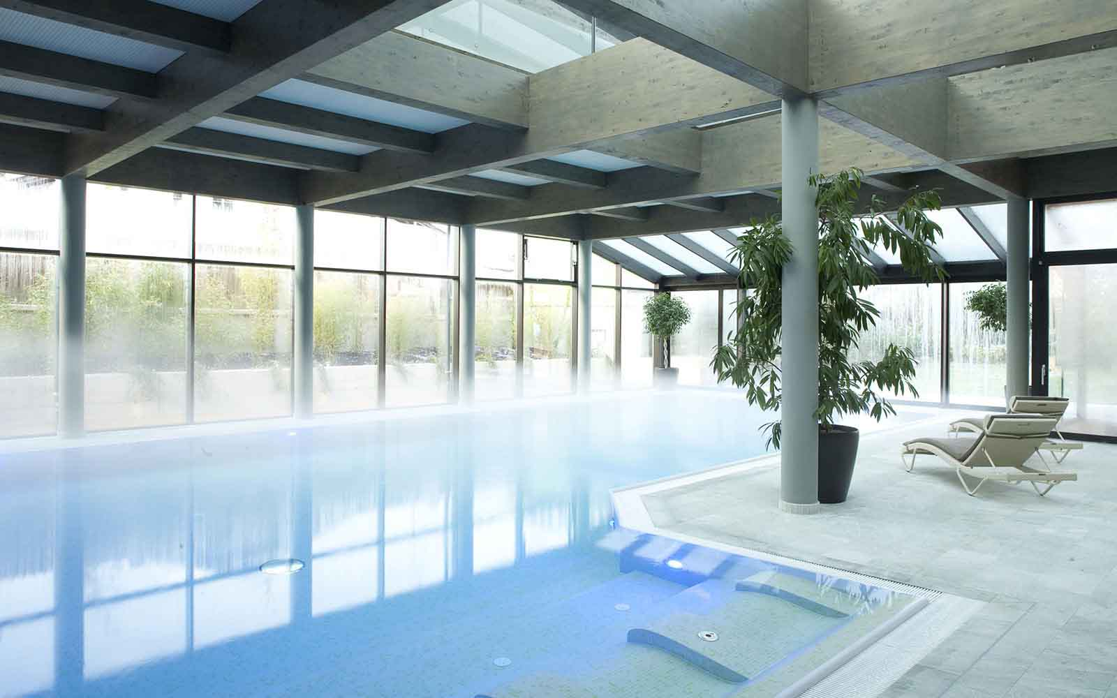 Healthy mind-body balance with Modern Mayr Park Igls Tyrol Austria Hotel Health & Wellbeing