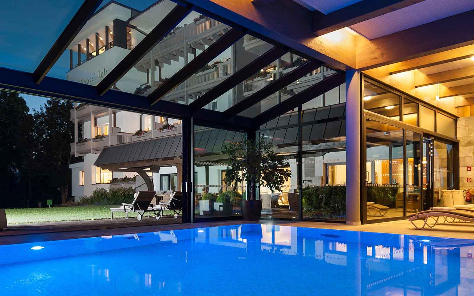 Introduction to Modern Mayr Park Igls Tyrol Austria Hotel Health & Wellbeing
