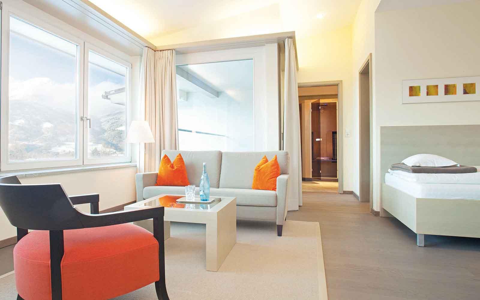 Ladies' golf & spa weekend Park Igls Tyrol Austria Hotel Health & Wellbeing