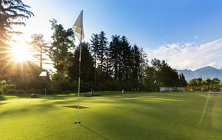Ladies' golf & spa weekend Park Igls Tyrol Austria Hotel Health & Wellbeing