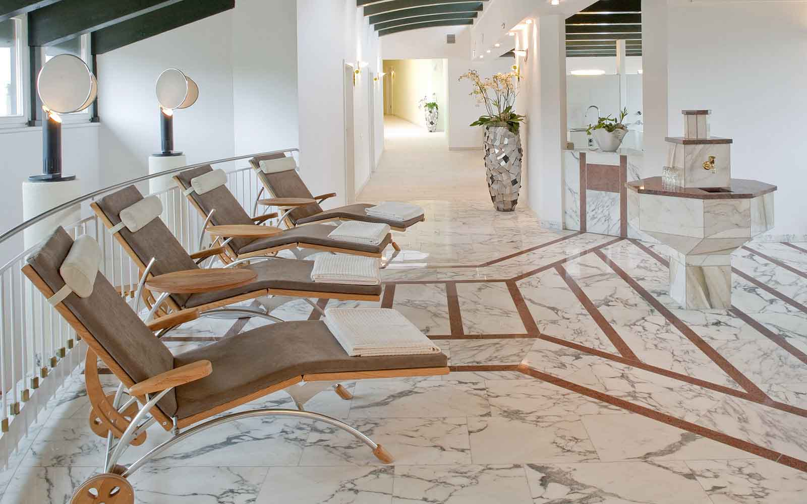 Maximum improvement with Modern Mayr Park Igls Tyrol Austria Hotel Health & Wellbeing