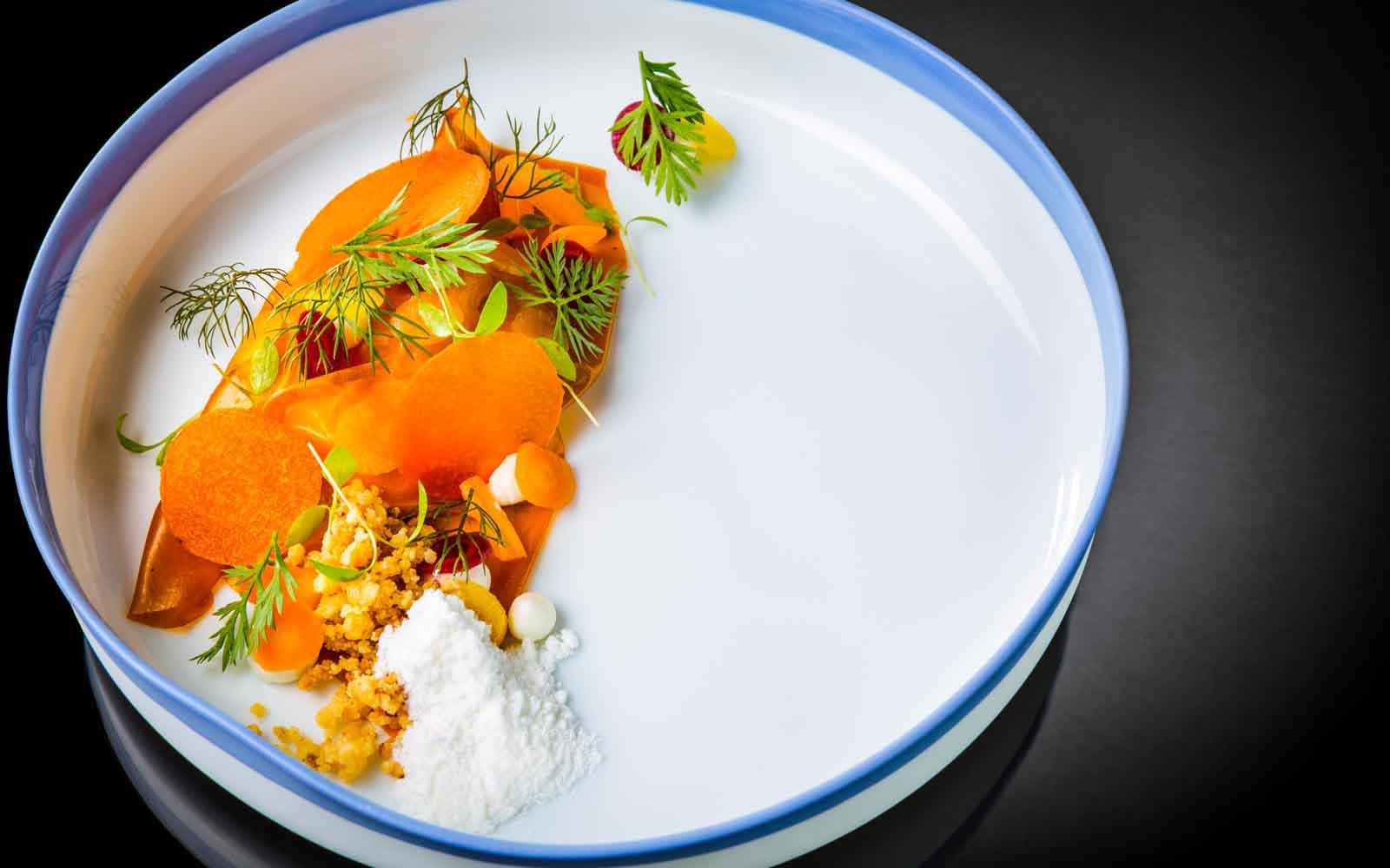 Relais Chateuax Rosengarten Hotel Spa 5 Star Kirchberg Tyrol Austria Food Culinary Gourmet Restaurant
