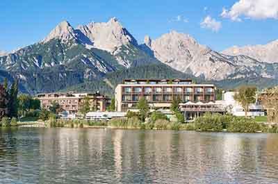 Ritzenhof Hotel & SPA Saalfelden Salzburger Land Austria Lifestyle, Spa, Wellbeing