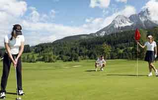 Alpine sport Ritzenhof Hotel & SPA Salzburger Land