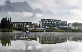 Alpine activity Ritzenhof Hotel & SPA Salzburger Land
