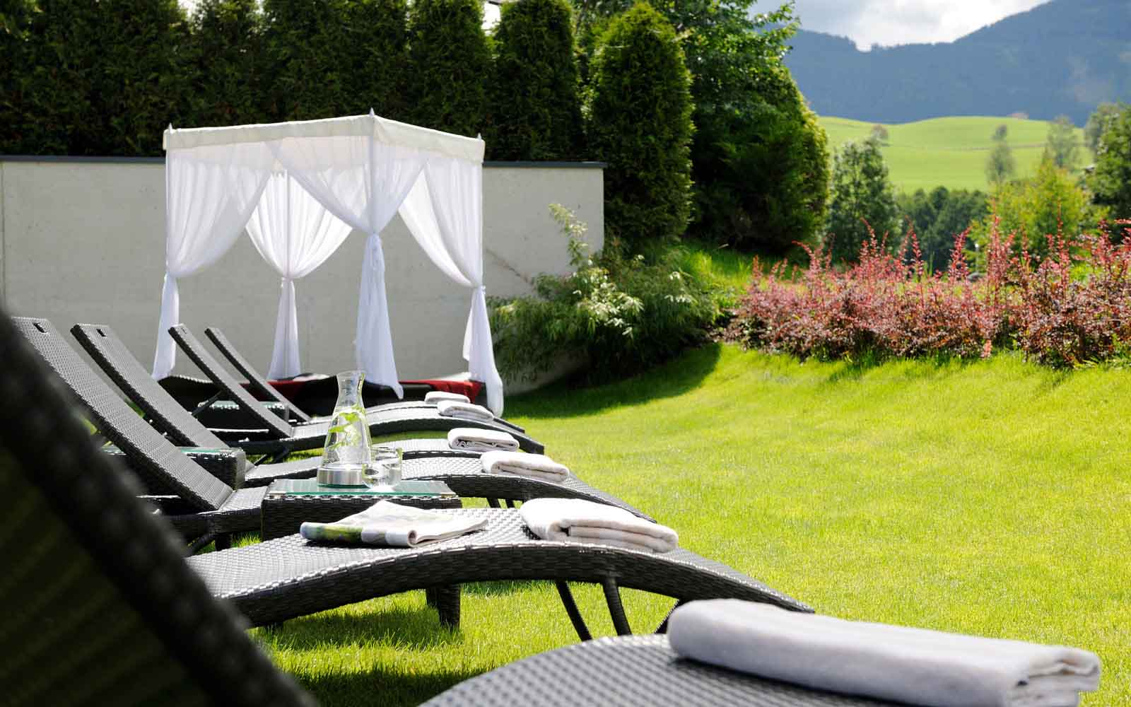 Alpine spa savings Ritzenhof Hotel & SPA Salzburger Land