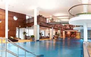 5-star comfort Schlosshotel Fiss Serfaus Ladis Tyrol Spa Wellness Hotel