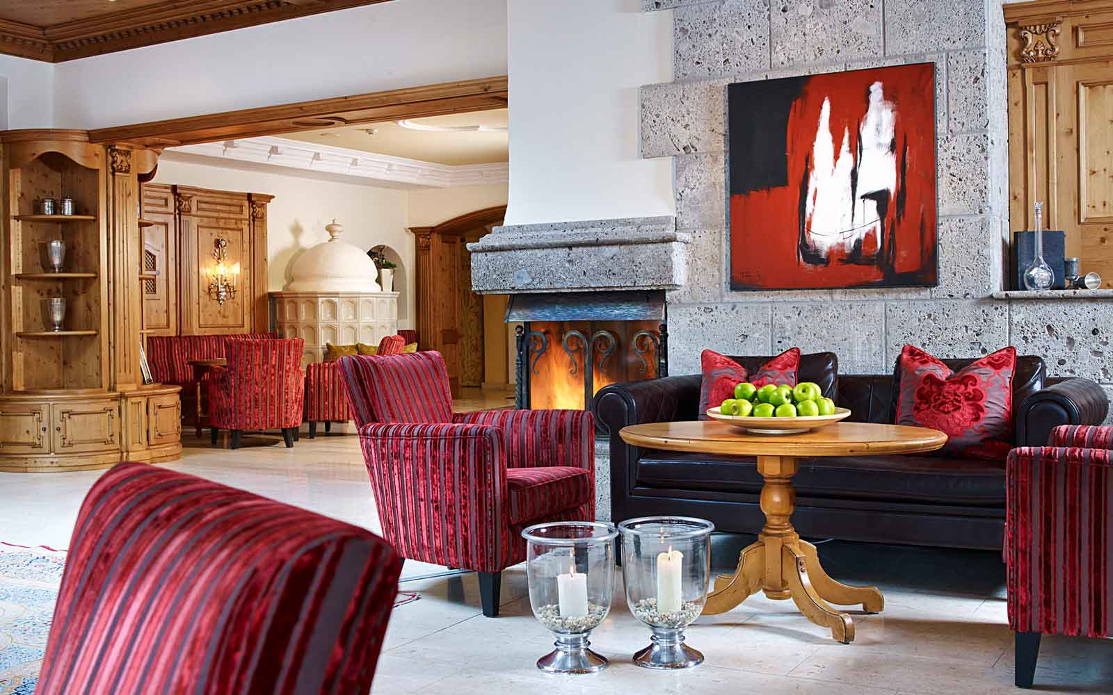 Mountain summer and autumn Schlosshotel Fiss Serfaus Ladis Tyrol Spa Wellness Hotel