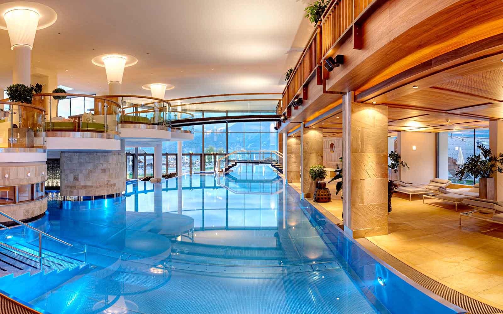 Schlosshotel Fiss Serfaus-Fiss-Ladis Tyrol Austria