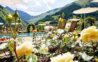 Summer awakening in the Tyrol Singer Sporthotel & SPA Berwang Tyrol Austria