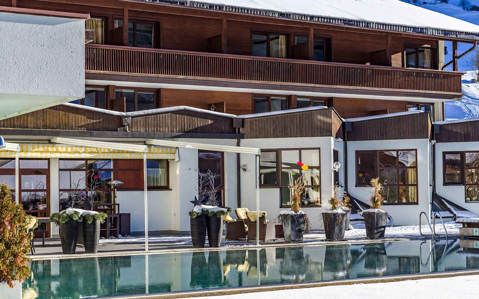 Wandern Happy Stubai Hotel Hostel Neustift Stubaital