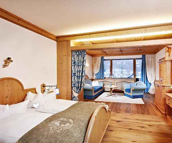 Let the festivities commence SPA-HOTEL Jagdhof Niche Destinations