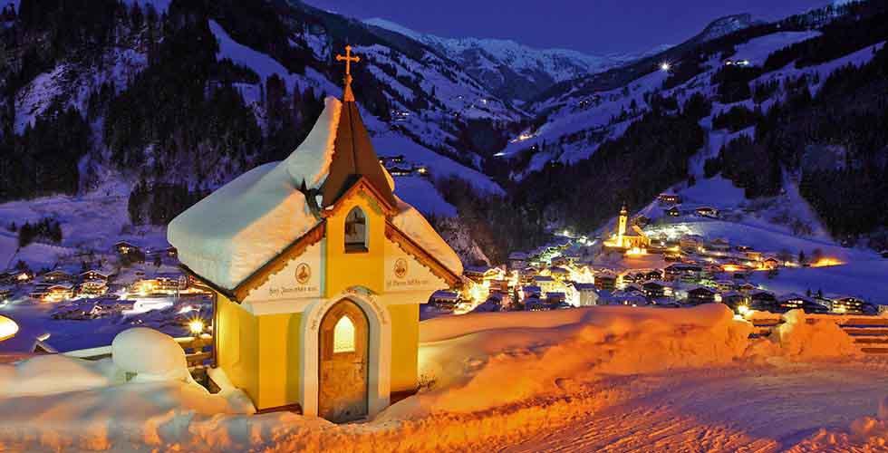 Austrian Advent Grossarlerhof Grossarltal Salzburg Austria Nice Destinations