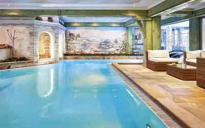 Christmas - Relais Chateaux SPA Hotel Jagdhof Neustift Stubai Valley Tyrol - Niche Destinations