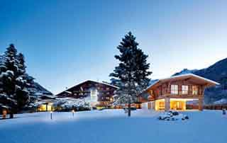 Christmas - Relais Chateaux SPA Hotel Jagdhof Neustift Stubai Valley Tyrol - Niche Destinations
