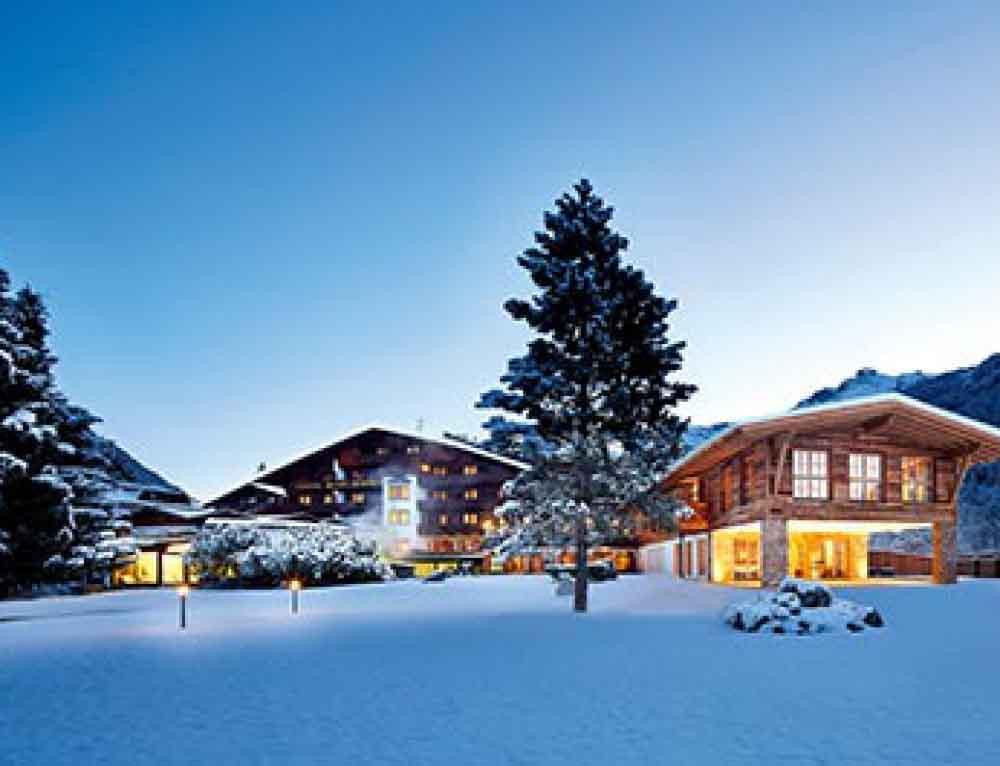 Sparkling Tyrolean Christmas