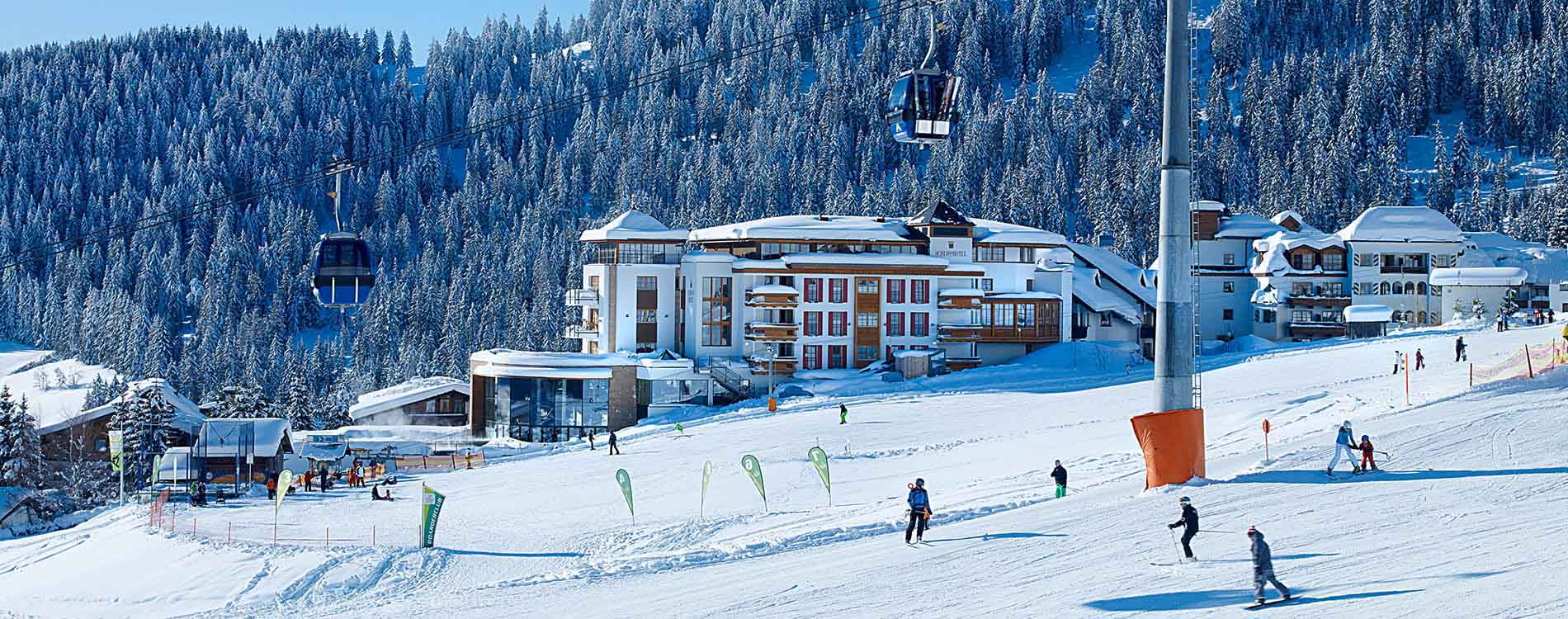 Family fun in Fiss Schlosshotel Fiss Tyrol Niche Destinations