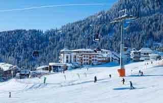 Family fun in Fiss Schlosshotel Fiss Tyrol Niche Destinations