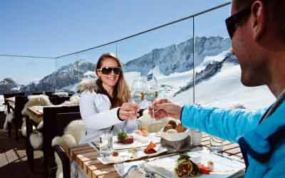 Glacier ski - Relais Chateaux SPA Hotel Jagdhof Neustift Stubai valley Tyrol- Niche-Destinations