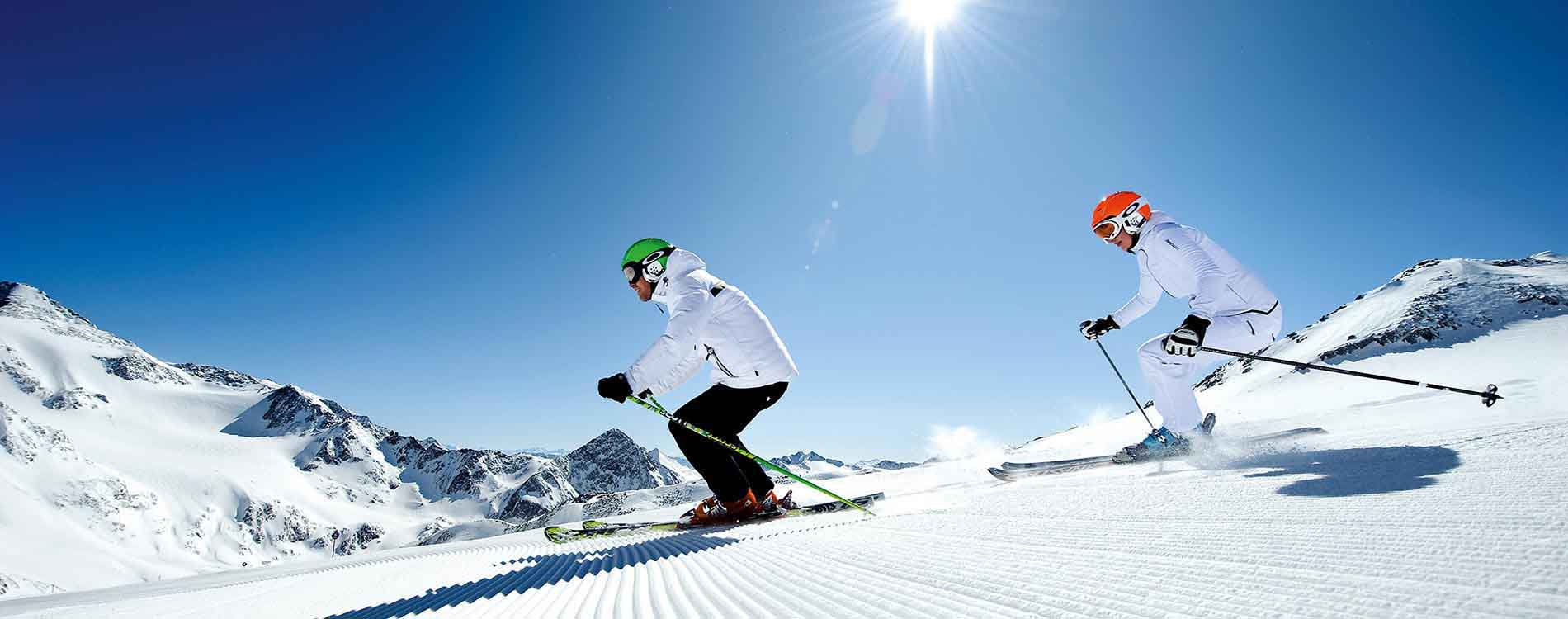 Enchanting winter @ the Jagdhof Glacier ski Niche Destinations
