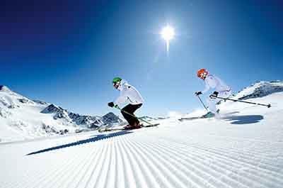 Glacier ski - Relais Chateaux SPA Hotel Jagdhof Neustift Stubai valley Tyrol - Niche-Destinations