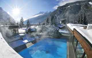 Private Spa Discovery - Relais Chateaux SPA Hotel Jagdhof Neustift Stubai Valley Tyrol - Niche Destinations