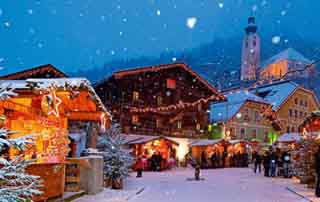 Mountain Christmas - Small Luxury Hotels Grossarler Hof Grossarl Salzburg - Niche Destinations