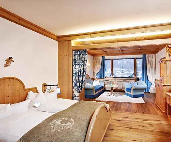 Pure relaxation @ the Jagdhof Neustift Stubai Tyrol Niche Destinations