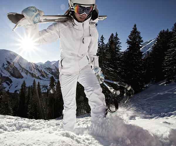 Ski and spa short break Singer Sporthotel & SPA Niche Destinations