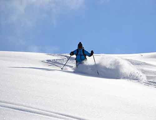 Ski amadé opening