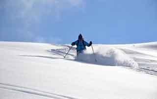 Ski amade opening Salzburger Land Grossarlerhof Grossarl Austria - Niche Destionations