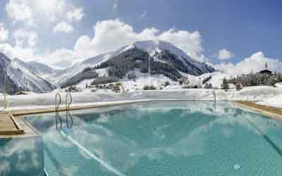 Snow and wellness Relais Chateaux Singer Sporthotel & Spa Berwang Tyrol - Niche Destinations