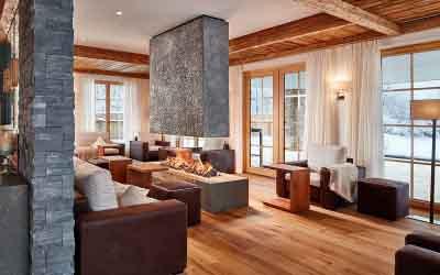 Spa Hotel Jagdhof Neustift Tyrol Austria