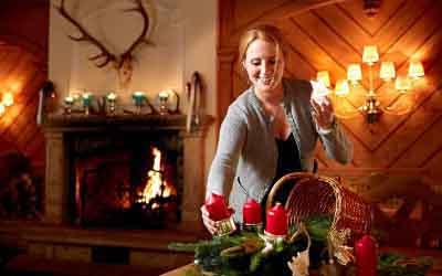 Tyrolean Christmas Singer Sporthotel & SPA Berwang Niche Destinations