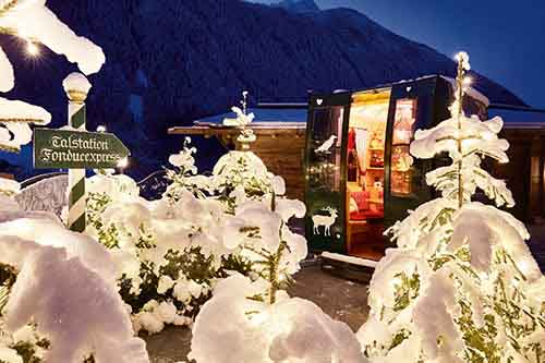 Advent in Innsbruck SPA-Hotel Jagdhof Neustift Stubai Austria
