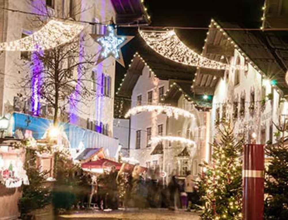 Advent in Kitzbühel