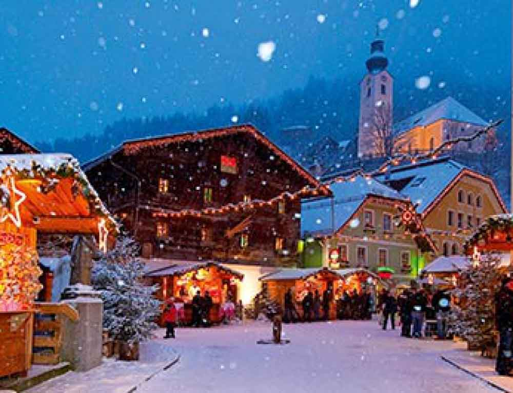 Advent in Grossarl