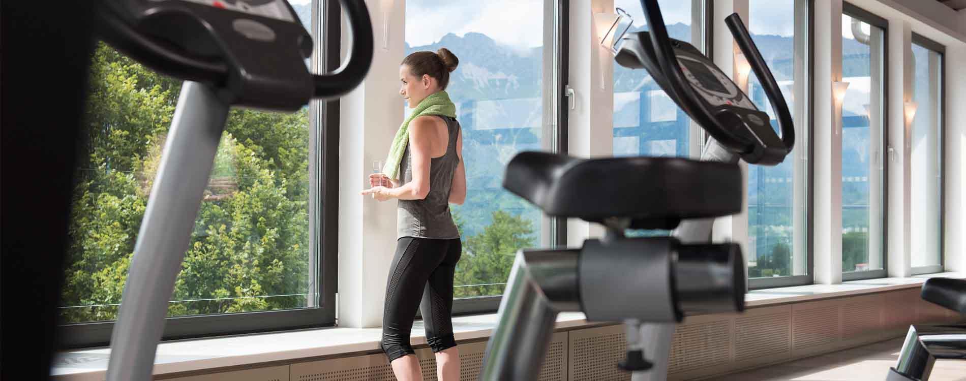 Niche Destinations Detox on the Run Park Igls Mayr Clinic Innsbruck Tyrol Austria Detox Holidays