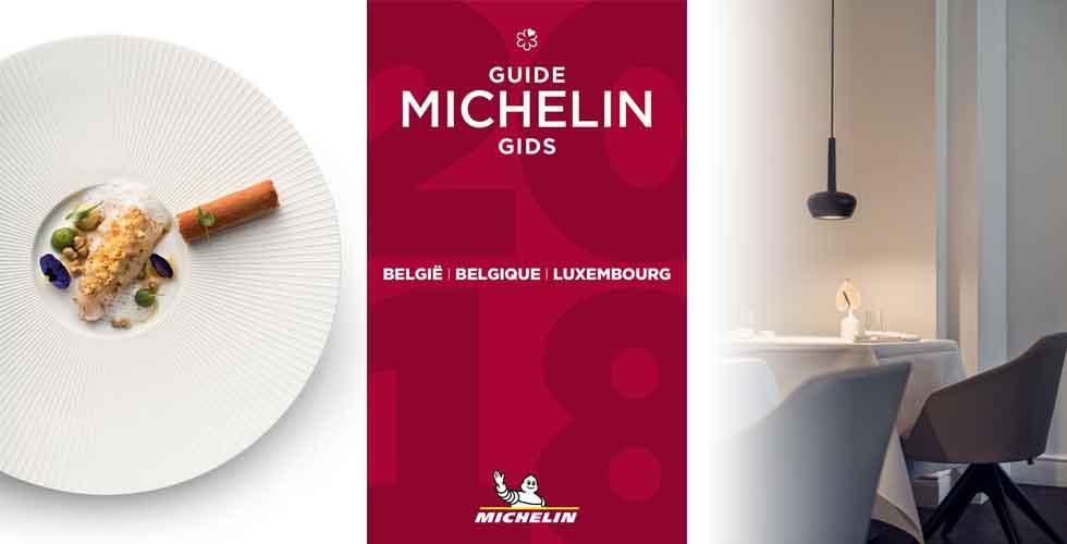 Domaine La Butte aux Bois Lanaken België Guide Michelin Gids Belgique Luxembourg La Source Michelin sterren fine dining