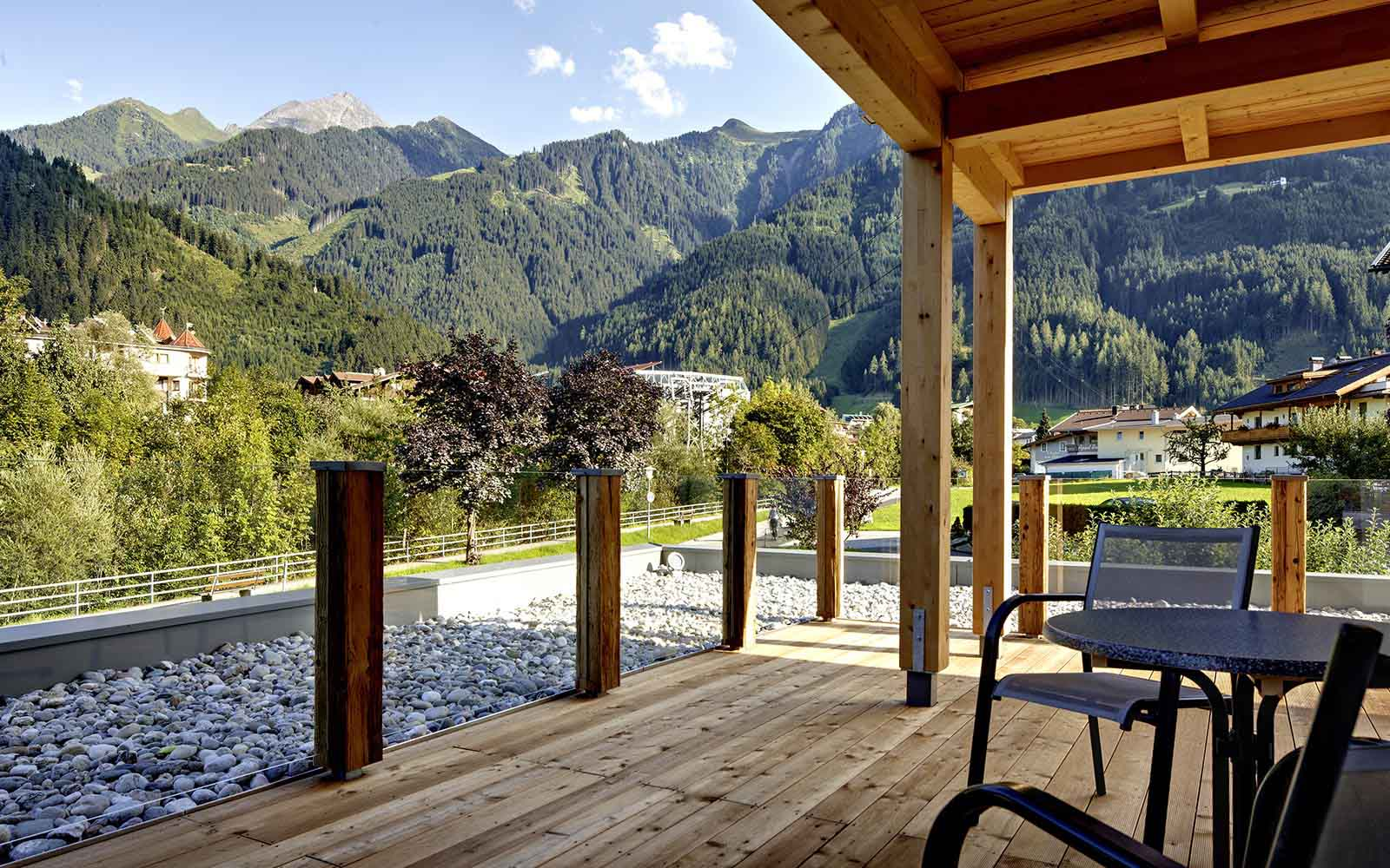 Huber s boutiquehotel mayrhofen tyrol austria niche for Boutique hotel tyrol