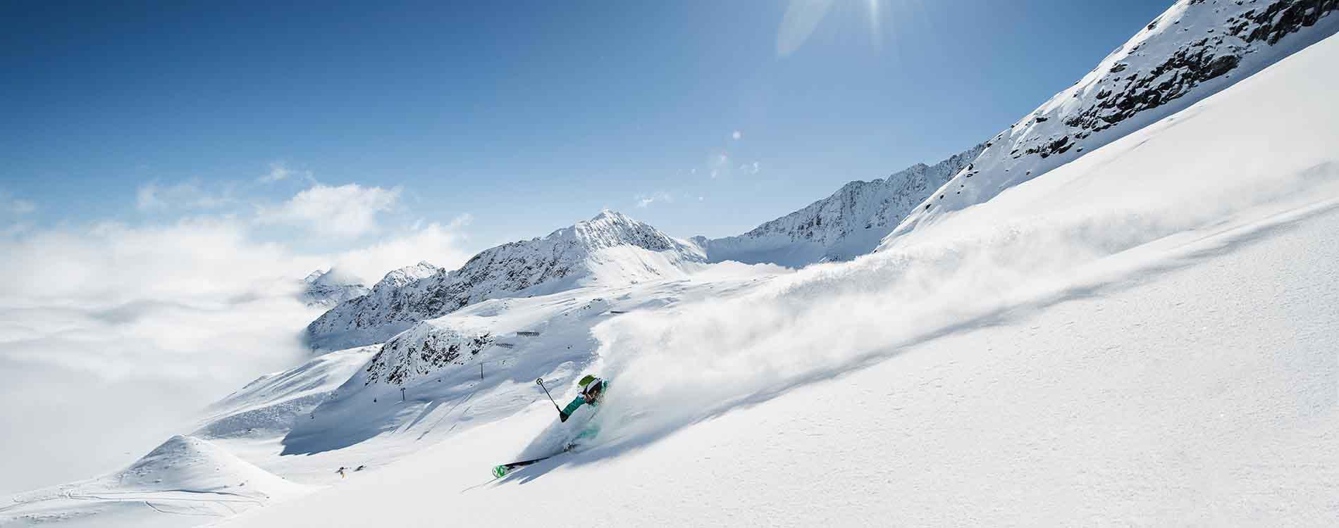 Stubai Super Ski @Happy Stubai Stubai in Neustift in the Austrian Tyrol - Niche Destinations